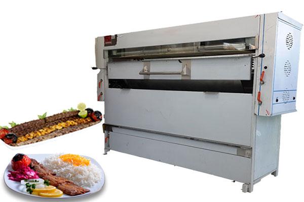 Barbecue radiant burner system