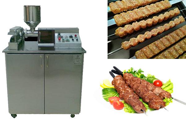 seekh kebab maker machine